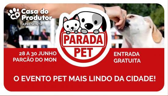 f70a2a4bb9 Com atrações inéditas, brindes, mostra de produtos, concursos e, até mesmo,  desfiles, o maior evento pet do Sul do Brasil acontece nos dias 28, ...