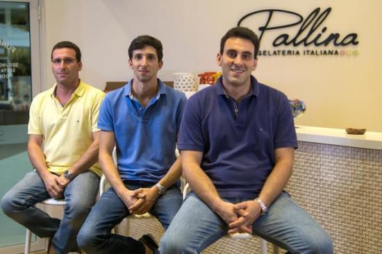 ee8e6615c Com investimento de R$ 1,5 milhão numa luxuosa concept store de 130m², a  Gelateria Pallina promove evento que celebra sua inauguração oficial, ...