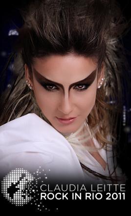 effb5be1a O Palco Mundo do Rock vai virar o palco de estreia de uma nova Claudia  Leitte. Ainda cercado de mistério